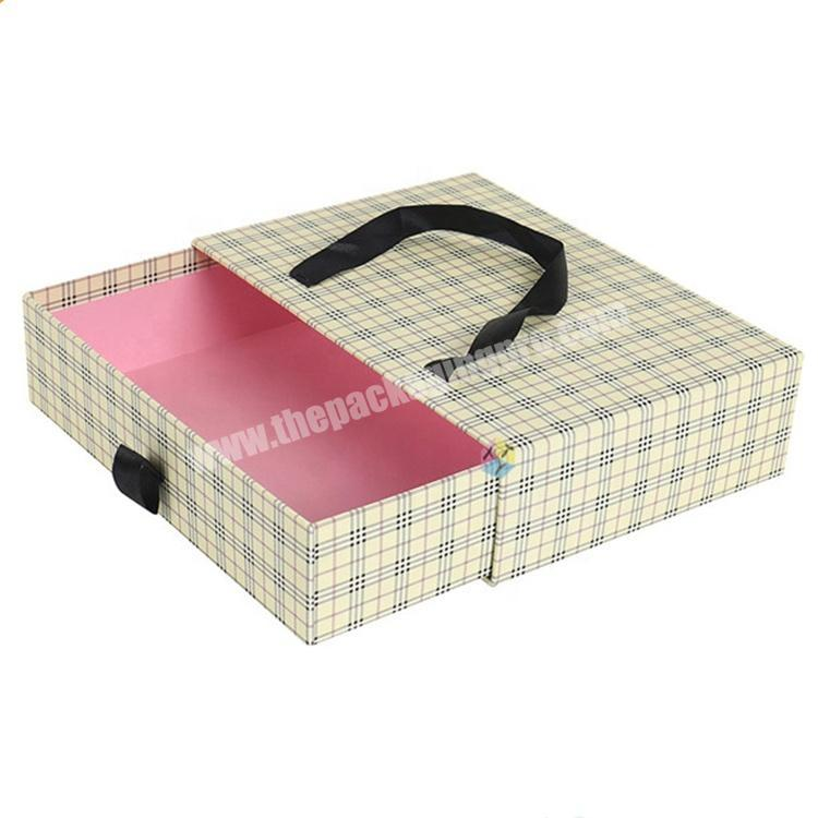 15 Years Factory Custom Logo Cardboard Paper Gift Packaging Boxes For Clothes