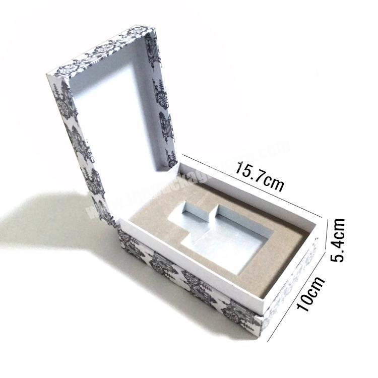 15ml bottles paper box perfume bottles 50ml 60ml 100ml glass bottle packaging cardboard rigid packaging