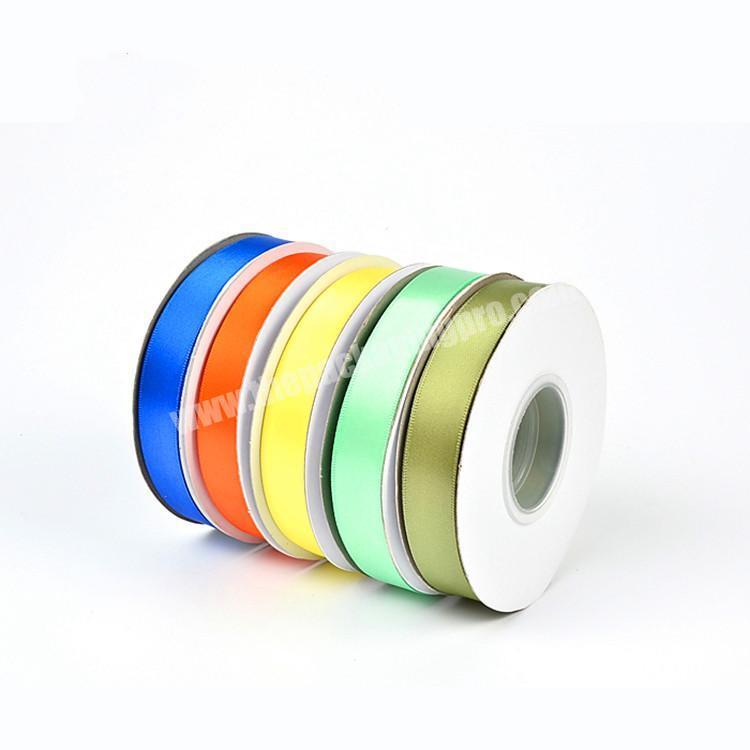 18 inch to 4 inch  double and single  face 100% polyester satin ribbon for all kind of occasion