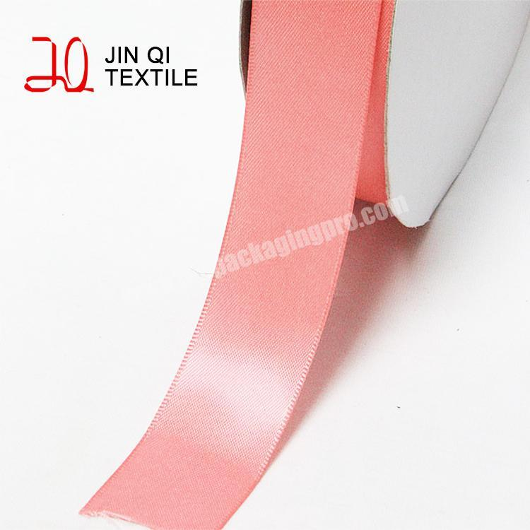 Shop 18 inch to 4 inch  double and single  face 100% polyester satin ribbon for all kind of occasion