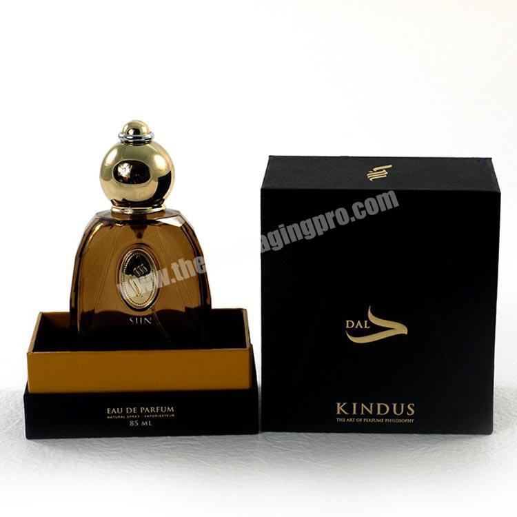 2018 new luxury perfume box packaging for luxurious fragrance perfume