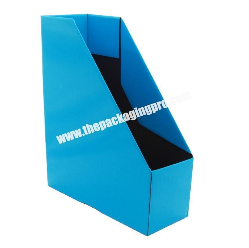 Supplier 2020 hot sale collapsible and foldable desktop file organizer and file holder
