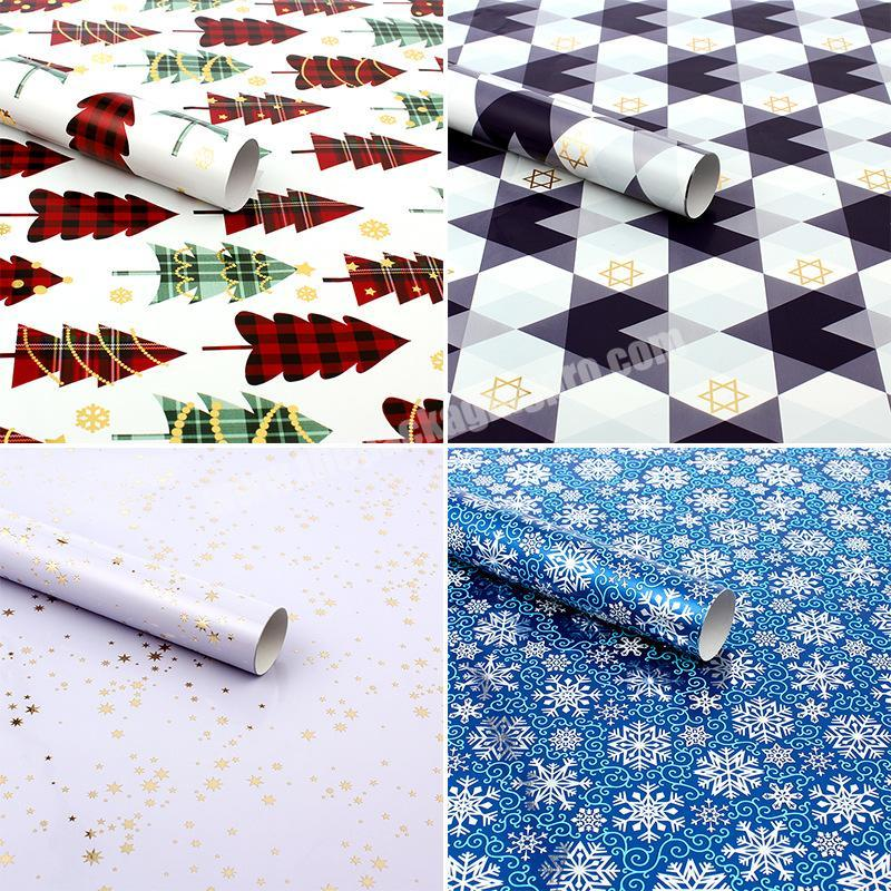 Supplier Eco friendly Personalised Glitter Custom Tissue Paper Packaging