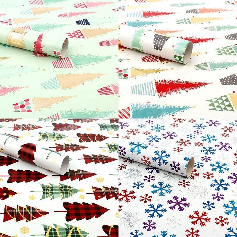 Wholesale Eco friendly Personalised Glitter Custom Tissue Paper Packaging