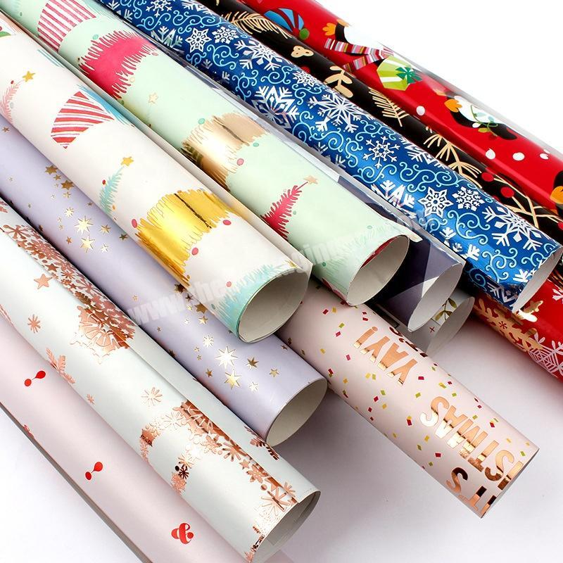 Eco friendly Personalised Glitter Custom Tissue Paper Packaging