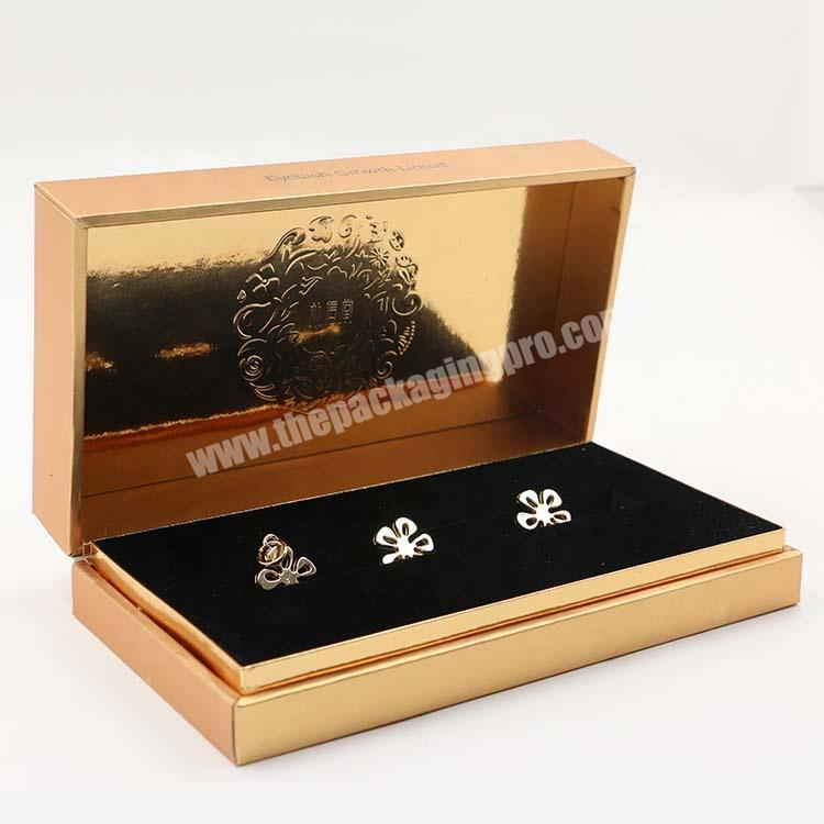 Cosmetic Gift Packaging Paper Perfume Box Design