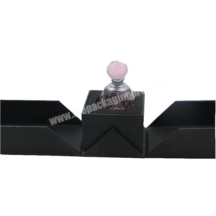 Factory Customized Eco Luxury 30ml Perfume Dropper Bottles  Essential Oil Box