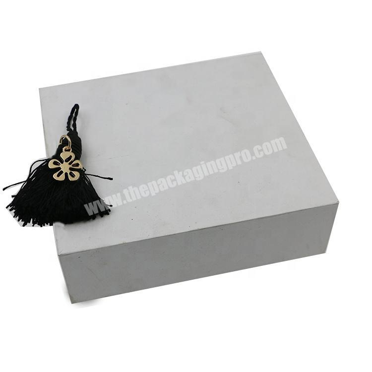 Factory Custom Design Perfume Gift  Matchbox Style Printing Box Cosmetic Packaging