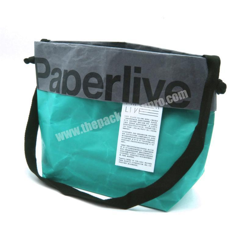 Wholesale Popular new producing Gift bag with hand tag Gift bag with printing