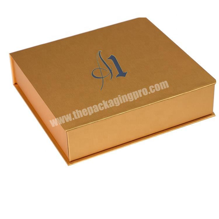 Manufacturer OEM Packing Sets Luxury Design Perfume Packaging Box With Foam