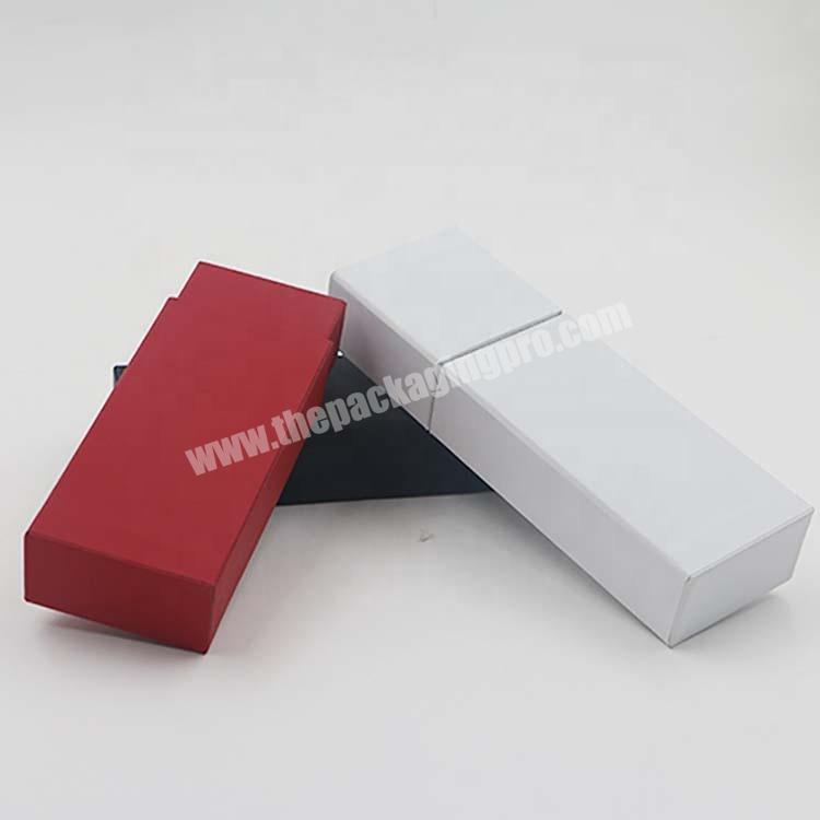 Red Paper Boxes Gift Packing Perfume Storage Box