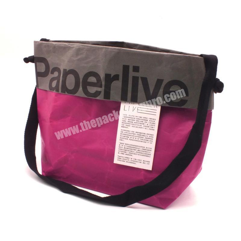 Factory Popular new producing Gift bag with hand tag Gift bag with printing