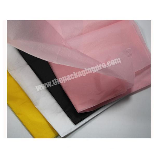 Waterproof tissue gift paper wrapping paper  sell well wrapping tissue paper thickness