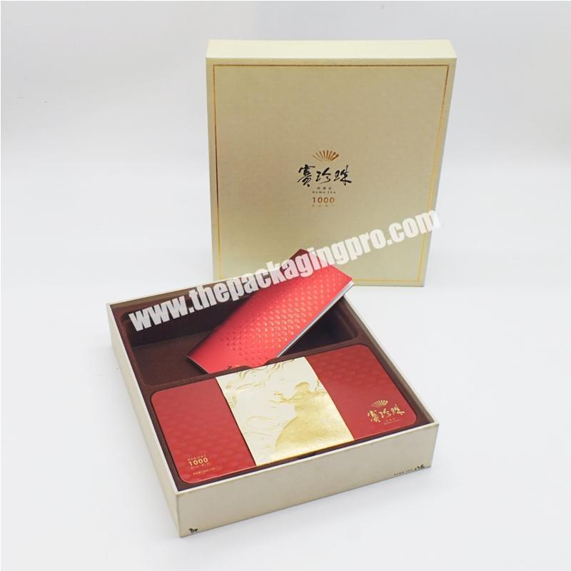 Wholesale Hair Custom Design Rectangle Christmas Electronics Personalised Beauty Baby Products Gift Box