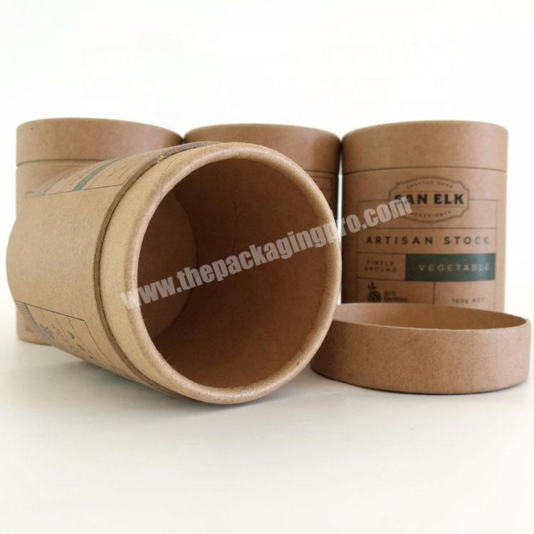 Shop Recycled Perfume Cardboard Packaging Black Round Gift Box