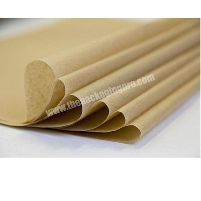 Kraft Tissue Paper Pack Of 10 Sheets Natural Brown Wrapping Paper