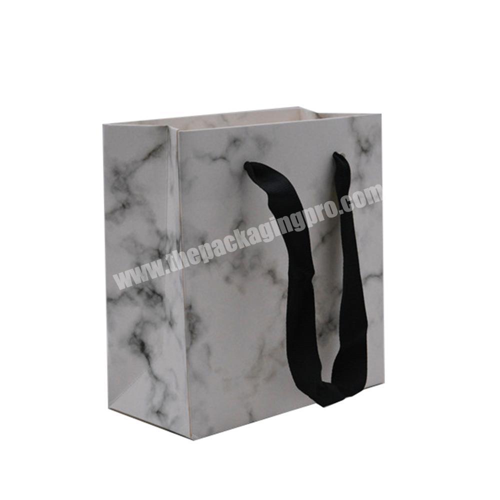 Customized Shopping Bags With Logos Mooncake Cosmetic Makeup Clothing Packaging Paper Bag Clothes Packaging Mailing Bags