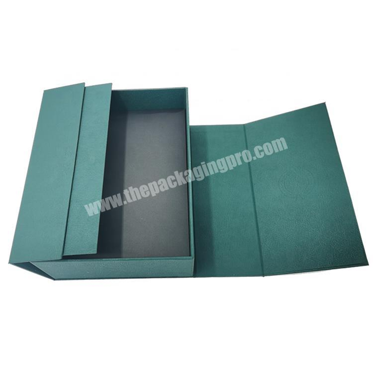 High Cost-Effective Hot Selling Popular Magnetic Gift Packaging Closure Boxes Luxury