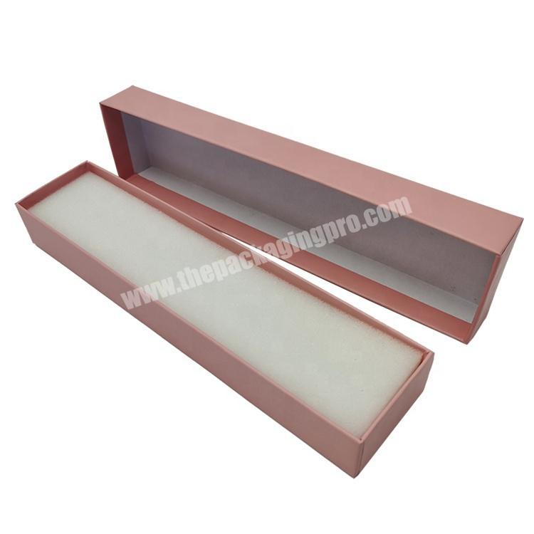 Factory Directly Supply High Cost-Effective Durable Necklace Box Necklace Packaging Box Custom