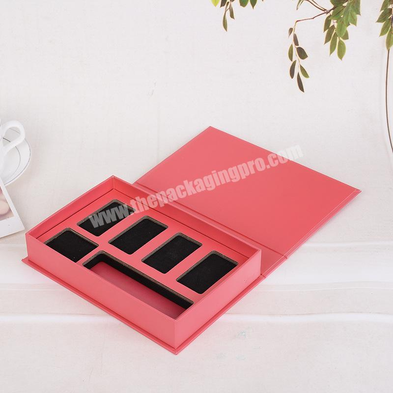 Cosmetics Makeup Sets Top Grade Lipstick Makeup Set Packaging Gift Pink Boxes Lip Gloss Box For Birthday Party Gift Boxes