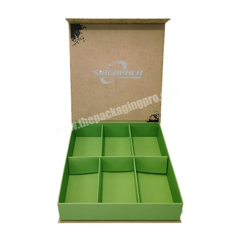 Top Standard Our Own Manufacturer Favourable Price Storage Vintage Gift Box Packaging