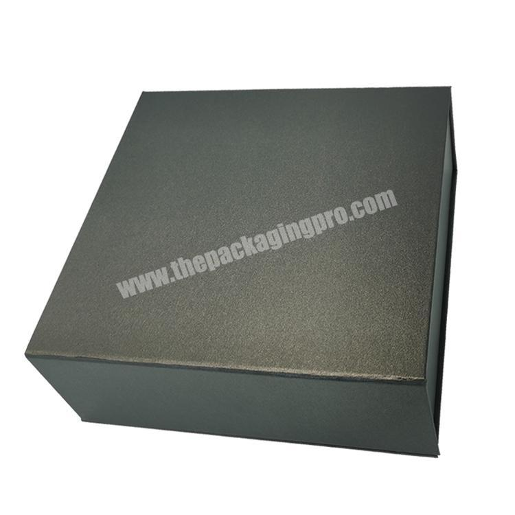 Most Reliable Manufacturer Wholesale Popular Folding Foldable Package Luxury Packaging Gift Box
