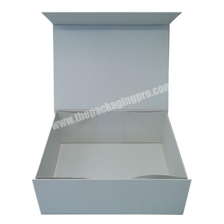 High Quality Popular Our Own Manufacturer Eco Friendly Packaging Gift Box Custom Logo Paper