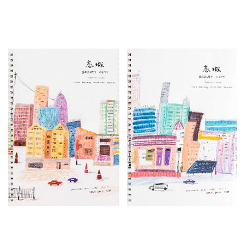High quality carton Journals And Blank Notebooks For Writing