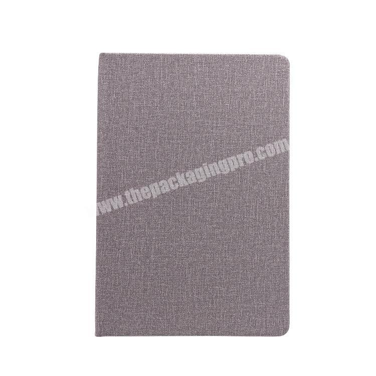 Wholesale business notebook A5 Senior gray book factory spot wholesale A5 intimate student notebook business office book