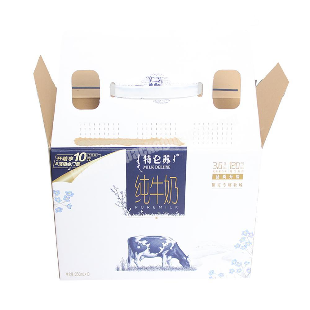 5 ply carton corrugated box specifications 4 color printing 5 layer 6 bottle cardboard wine carton box