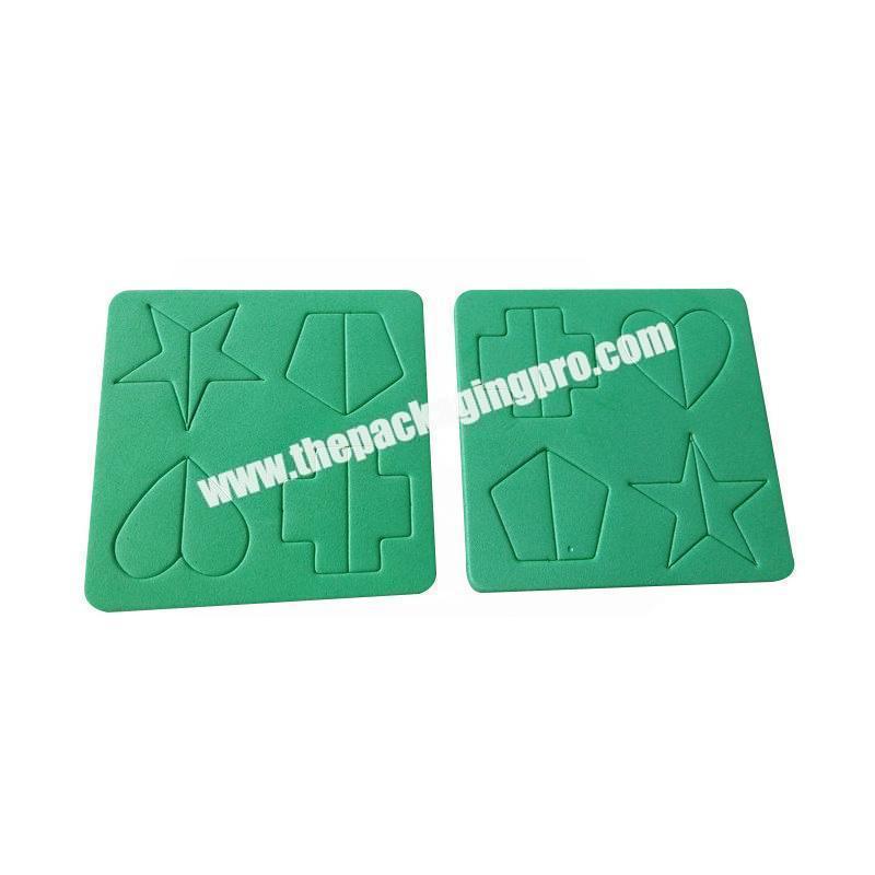 Manufacturer Beatiful shape cheap custom epe foam sheets