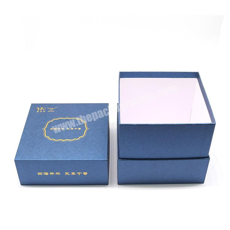 Manufacturer Best Quality Promotional Factory Made Boxes Luxury Package