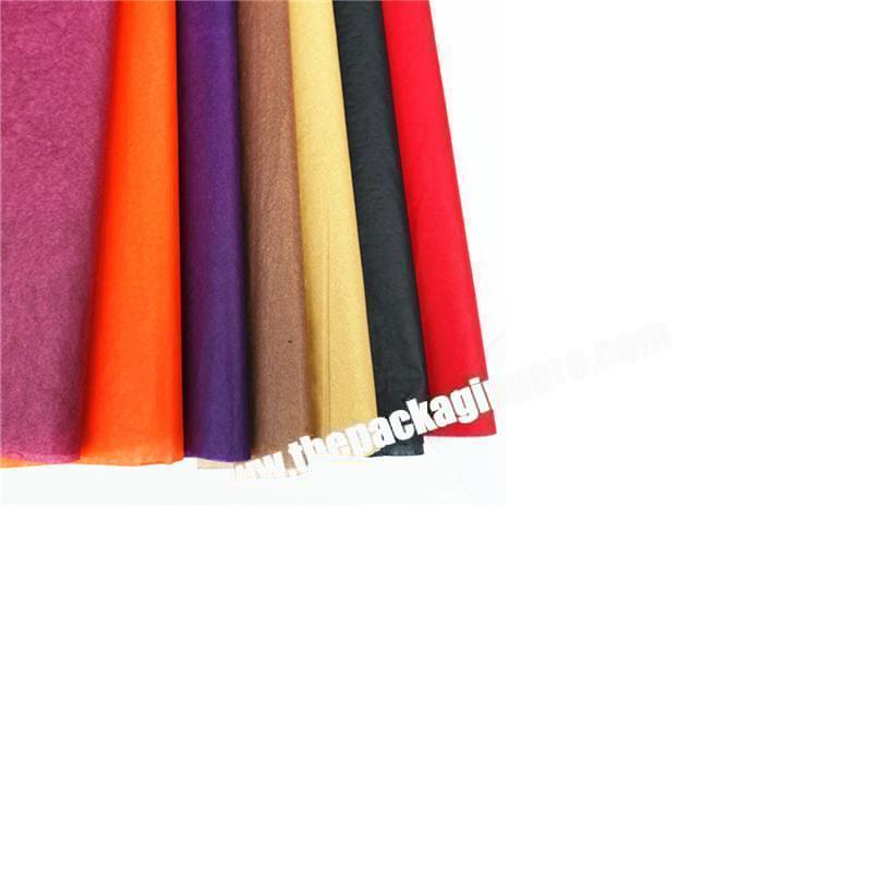 Factory Best seller color printing wrapping tissue paper