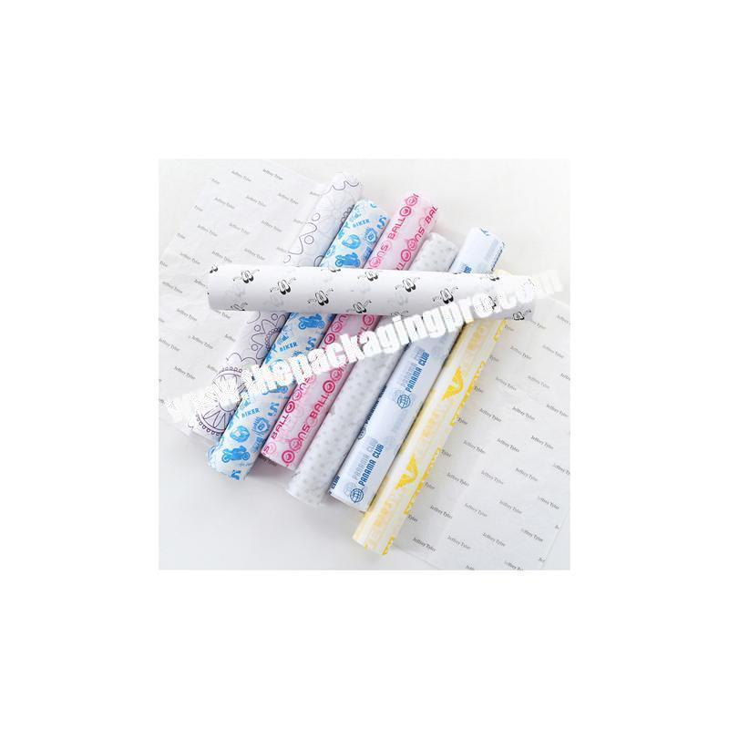 Manufacturer Best seller custom design tissue paper custom