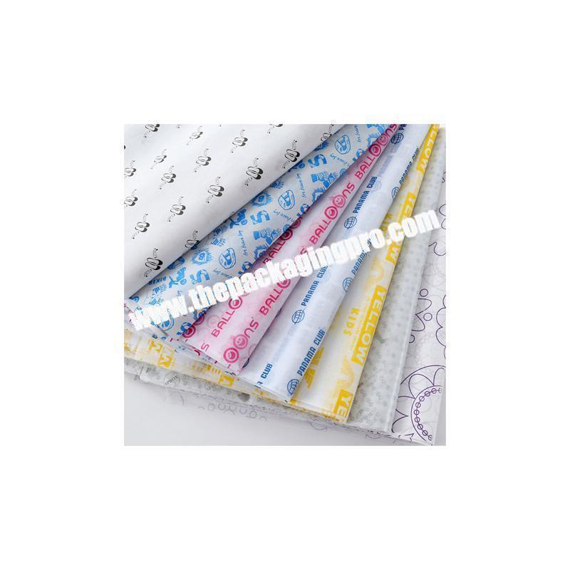 Supplier Best seller custom design tissue paper custom