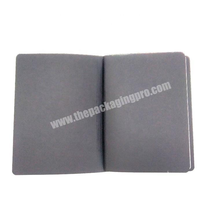 Factory Best selling custom notebook a5 leather journal eco friendly diary office planner