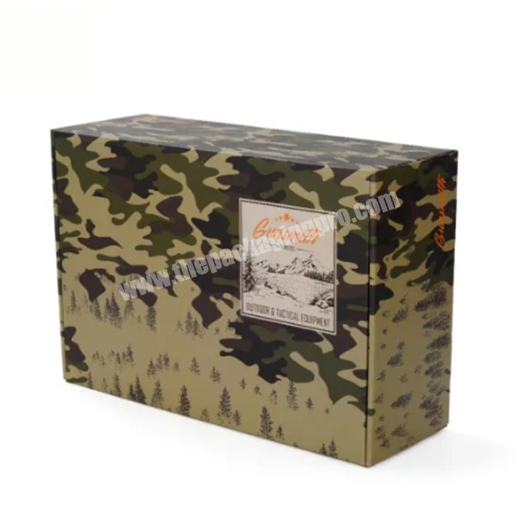box clothing shipping box satin paper boxes