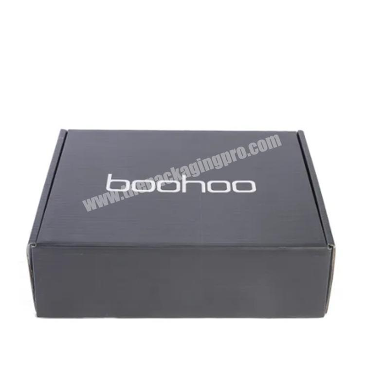box clothing shipping mailing boxes white custom paper boxes