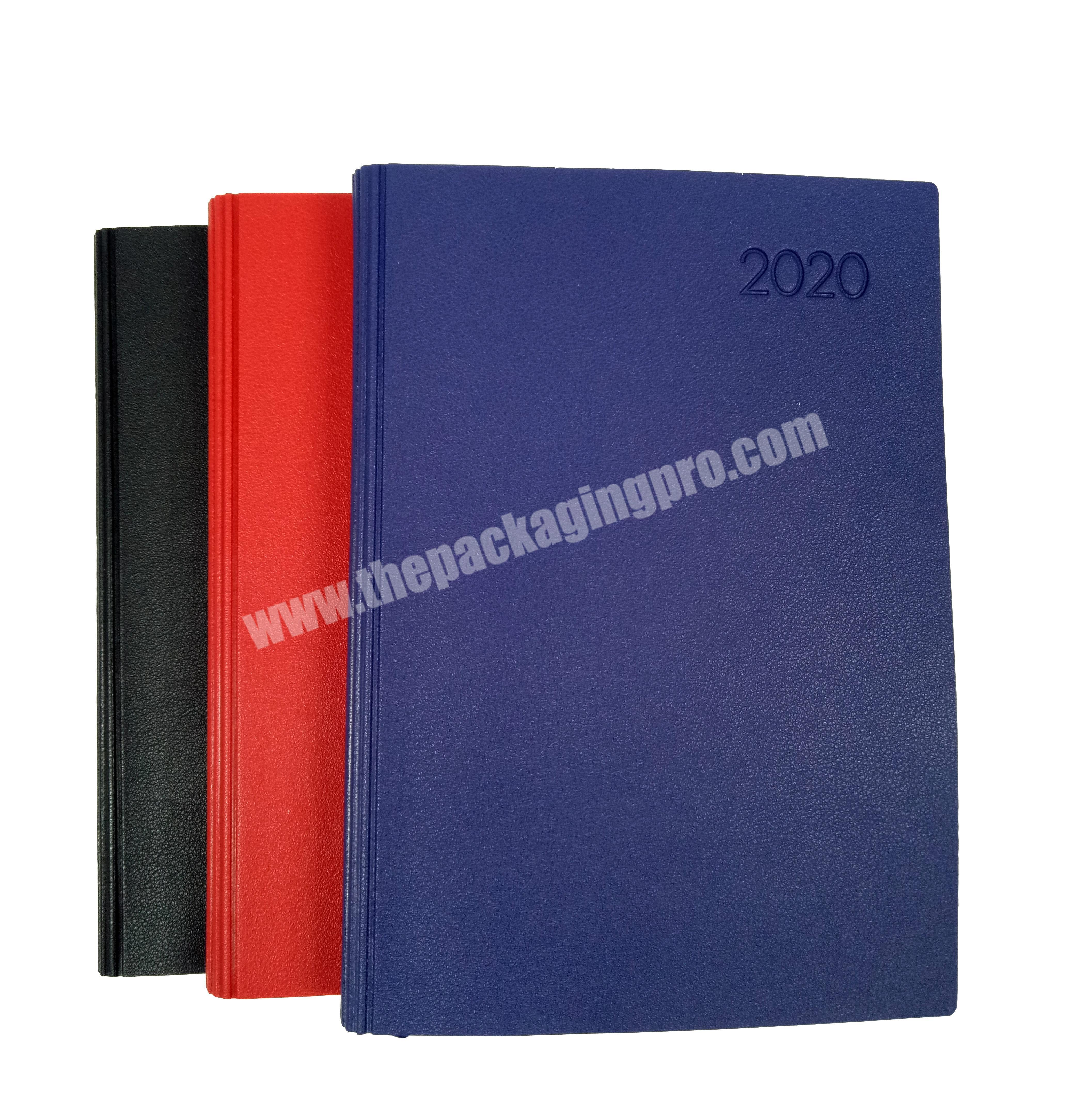 BussinessAcademic Soft Cover Premium PVC A5 Diary