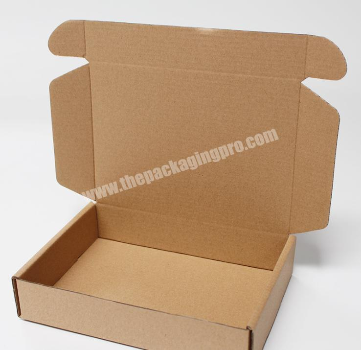 Manufacturer cardboard box shipping container boxes paper boxes