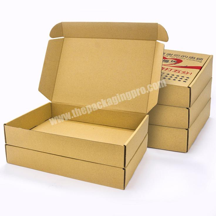 Wholesale cardboard box shipping container boxes paper boxes