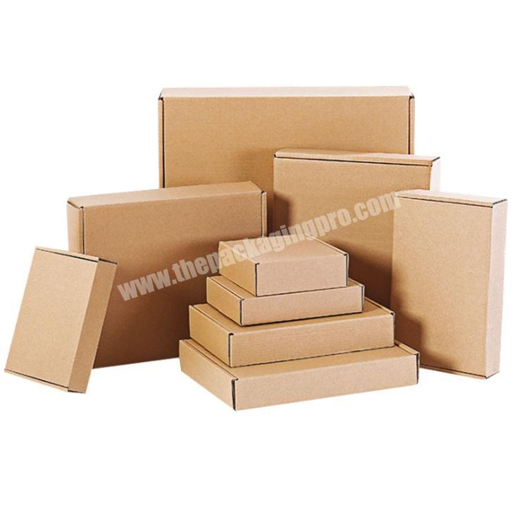 Factory cardboard box thermal shipping box paper boxes