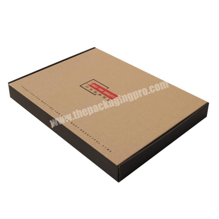 Manufacturer cardboard box thermal shipping box paper boxes