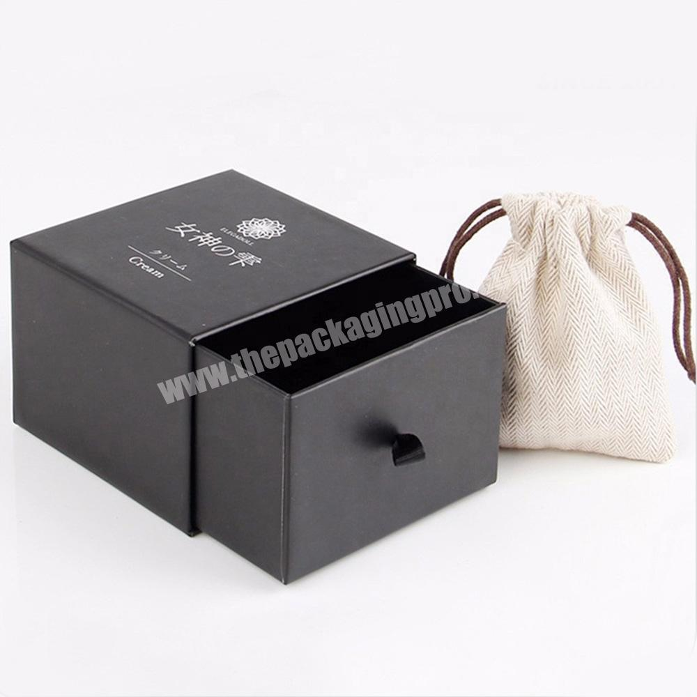 cardboard divided printing luxury packaging for perfumes box