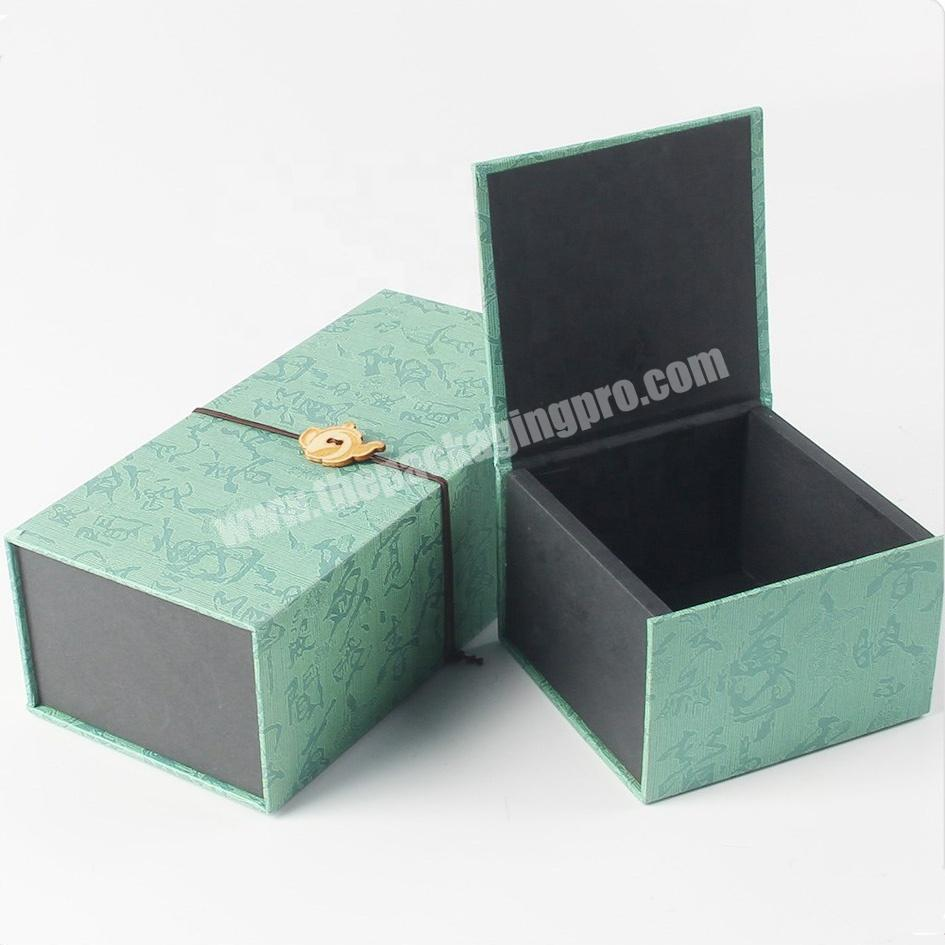 cardboard matt luxury candle box gift packaging
