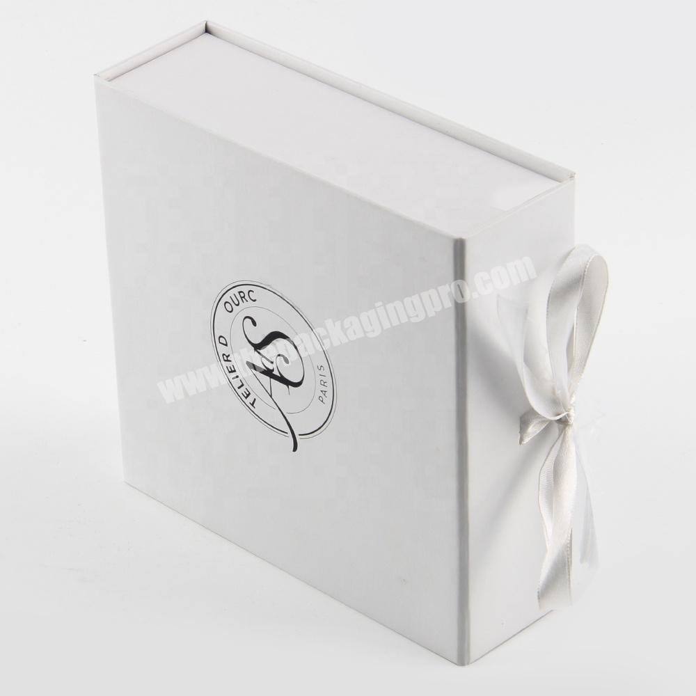 Wholesale carton paper board box hair extension packaging