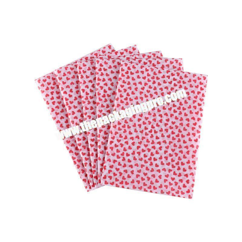 Cheap custom high quality wrapping tissue paper for clothes