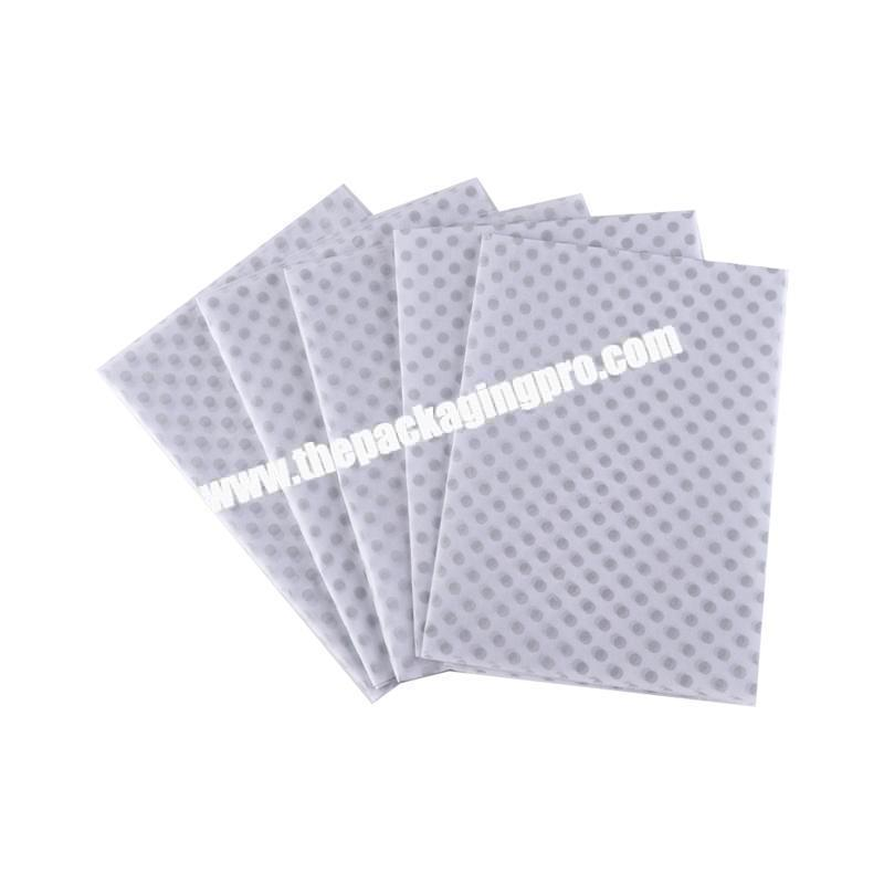 Cheap custom logo printed customised tissue paper