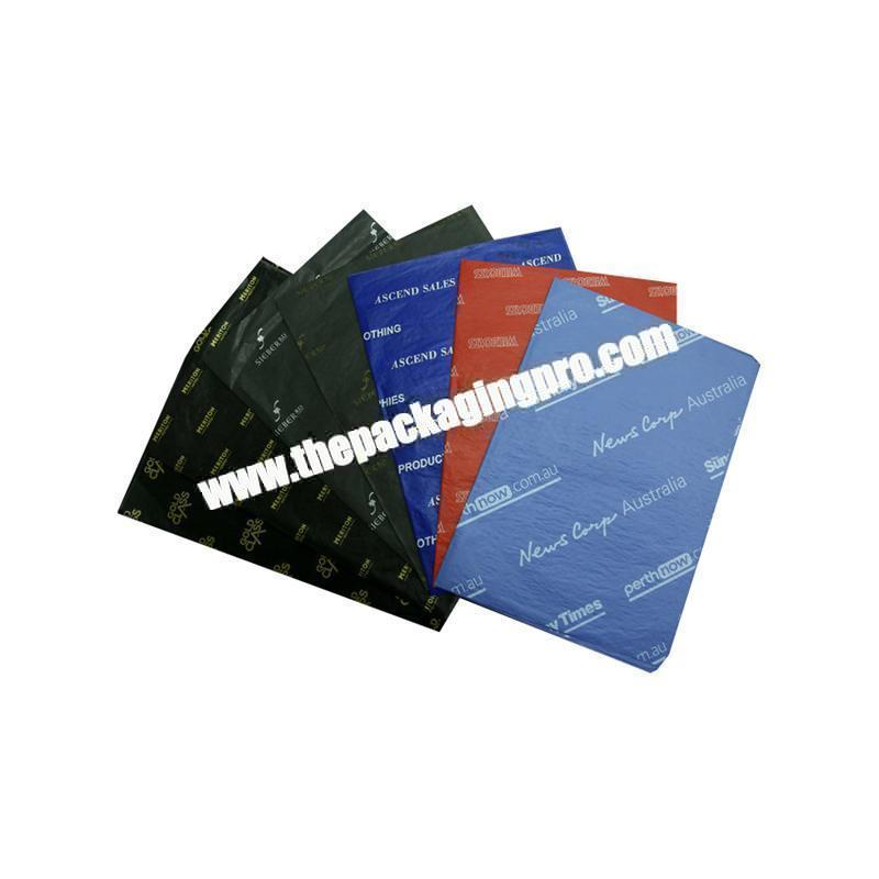 Wholesale Cheap fancy high quality personalized tissue paper