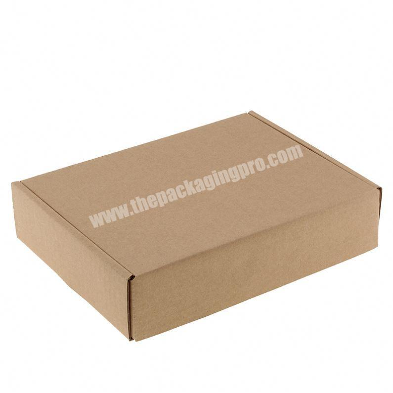 Cheap Price Wholesale Corrugated Paper Shoe Box With High Quality